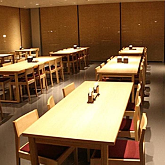 Tokai University Restaurant. Kanagawa. Japan