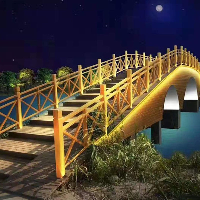 Road  bridge lighting